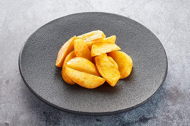 Картофель по-фермерски в уголке стандарт