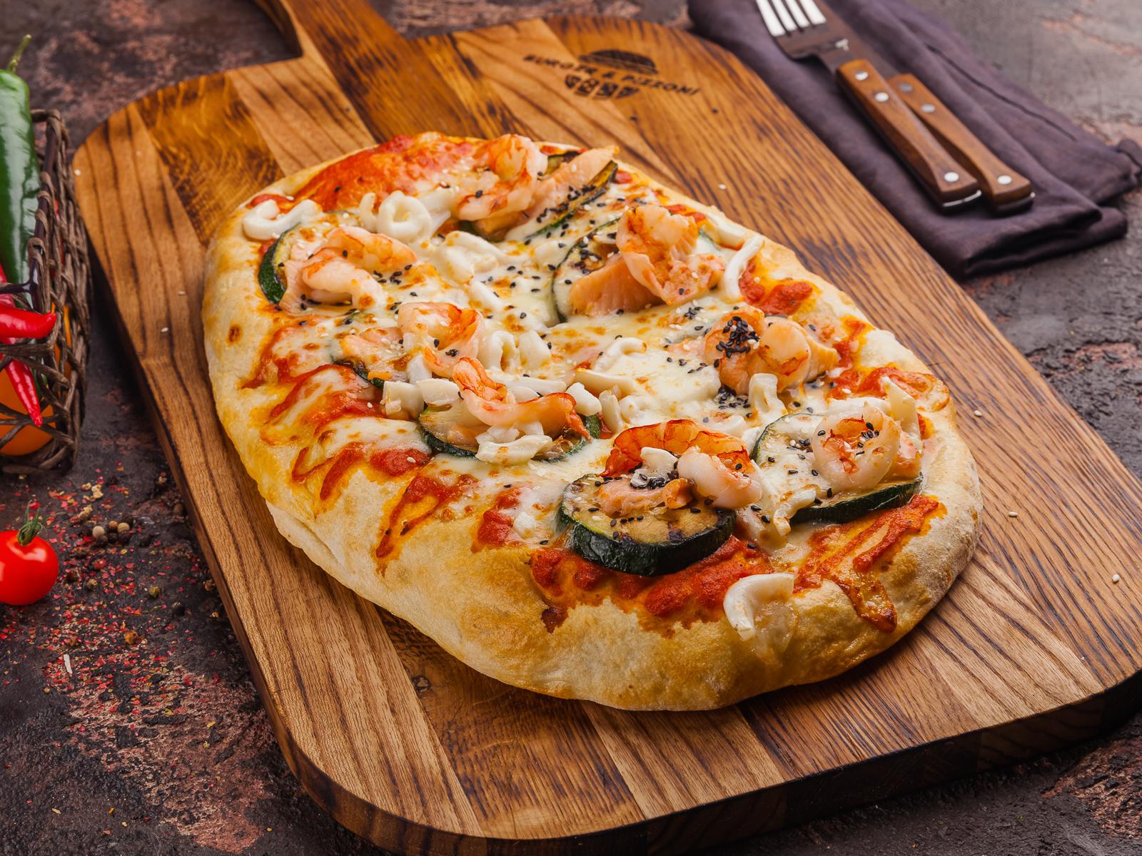 Пиццони Морепродукты