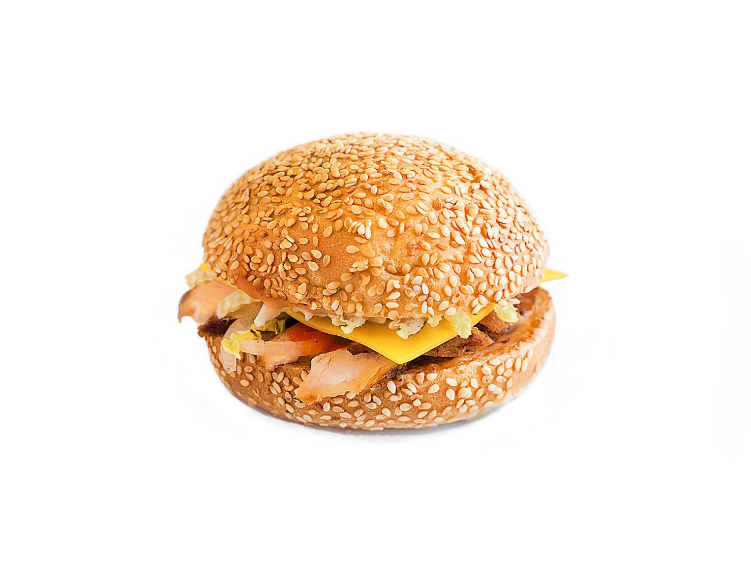 Чили бургер