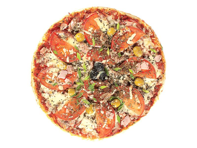 Пицца Лара Крофт