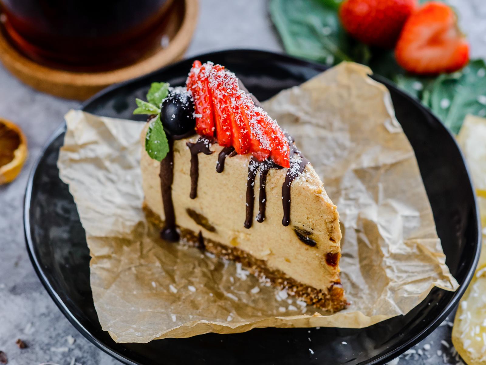 Десерт Трюфельный торт