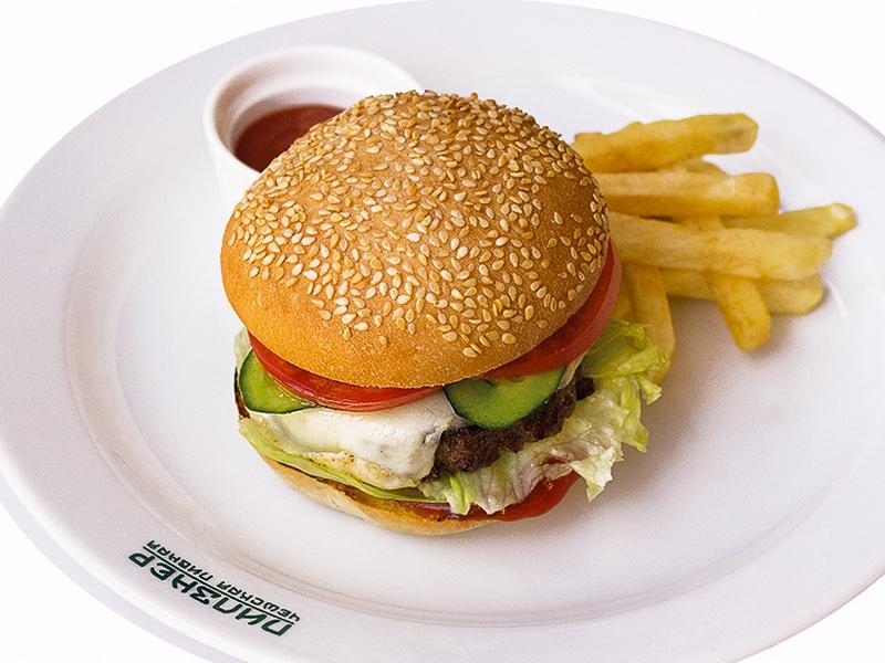Шерманбургер