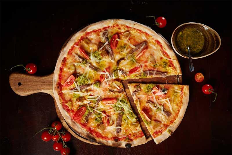 Пицца «AUTUNNO»
