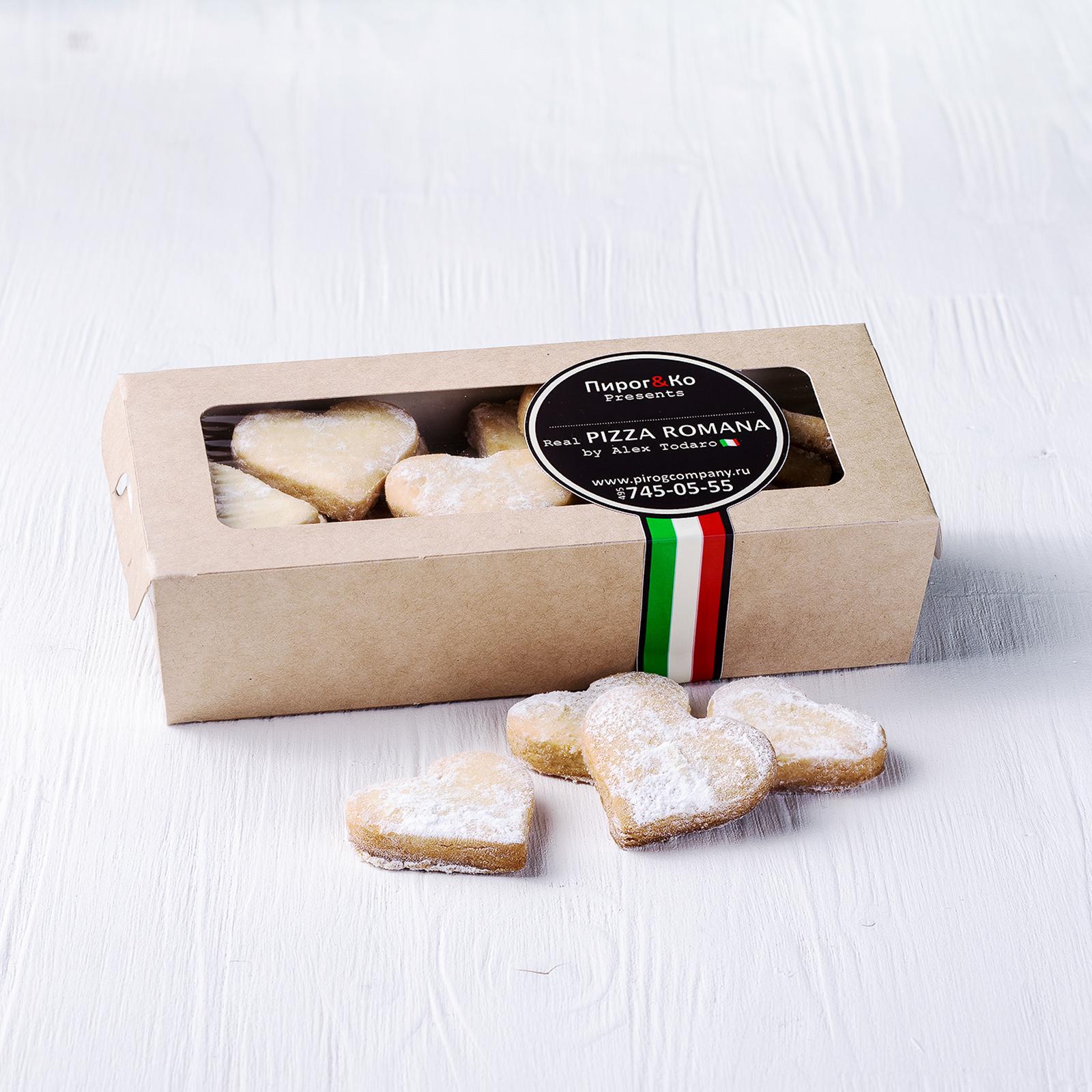Итальянские песочные печенья