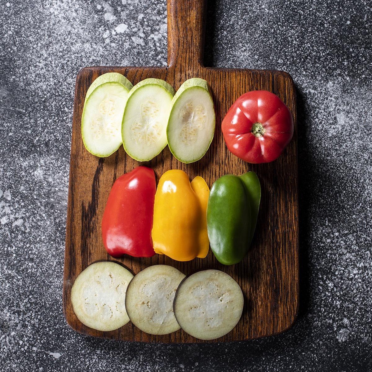 Овощи для гриля п/ф