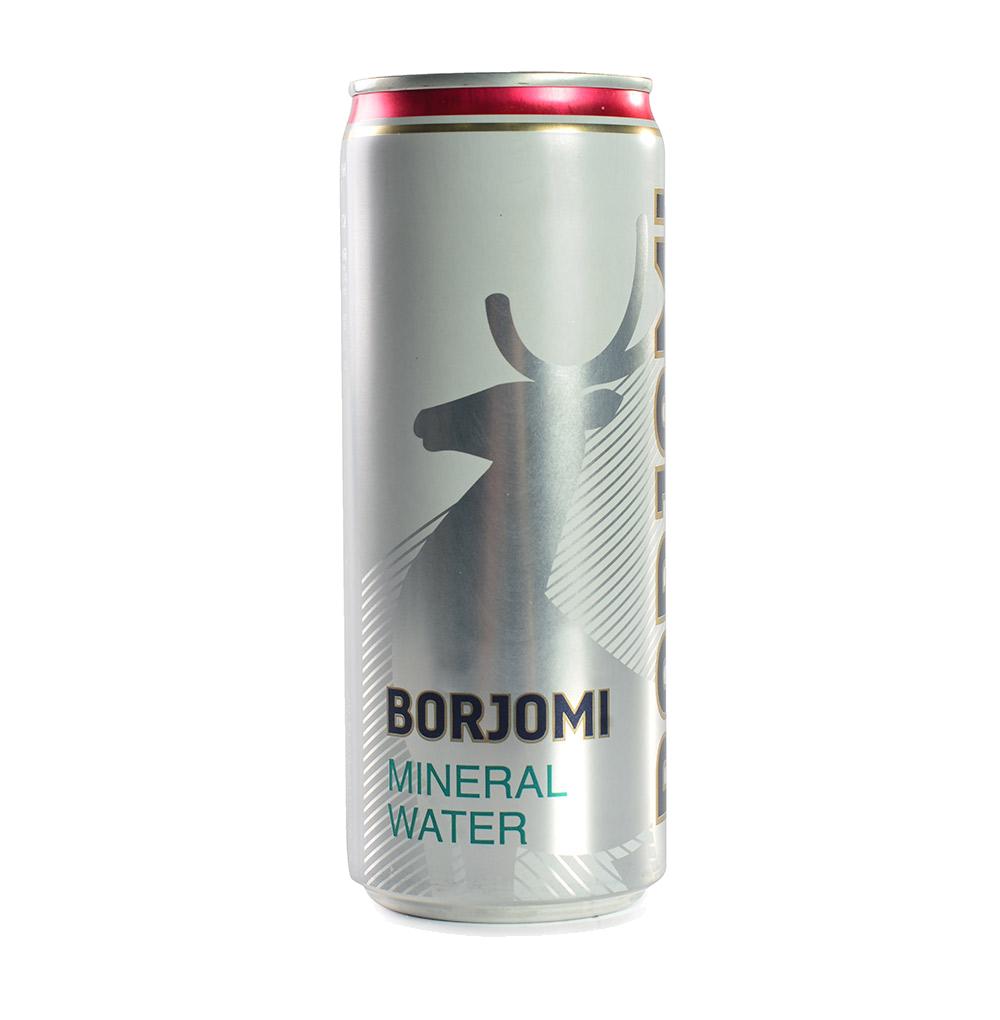 Вода минеральная Боржоми лечебно-столовая