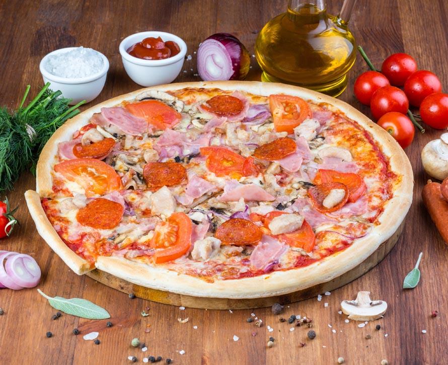 Пицца Петровская классическая