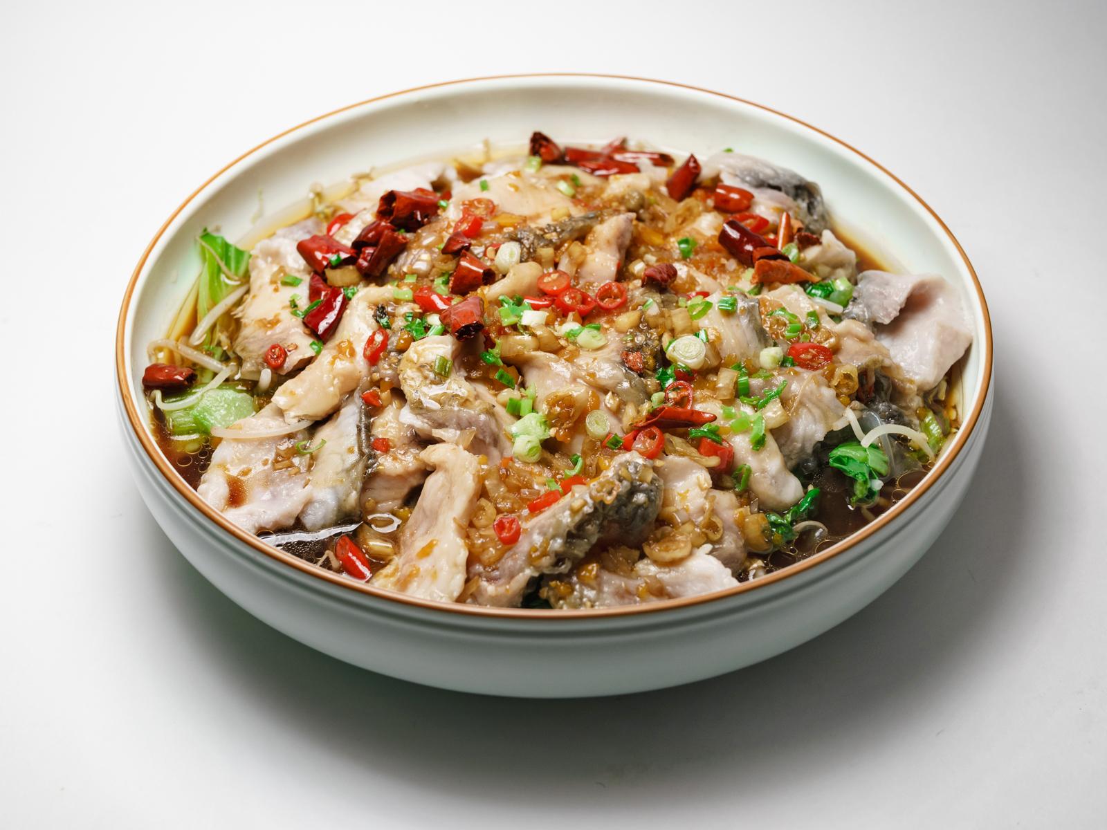 Рыбное блюдо Шень Цуань