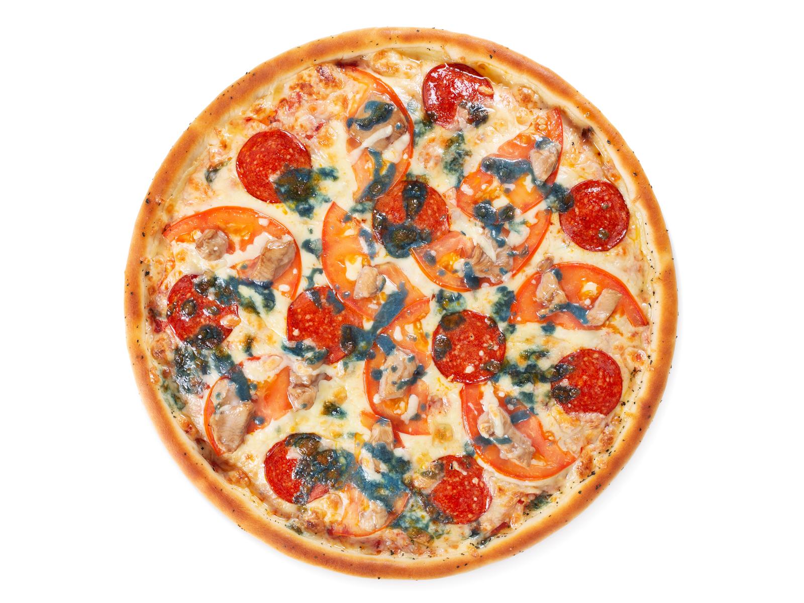 Пицца Салями с курочкой Лайт