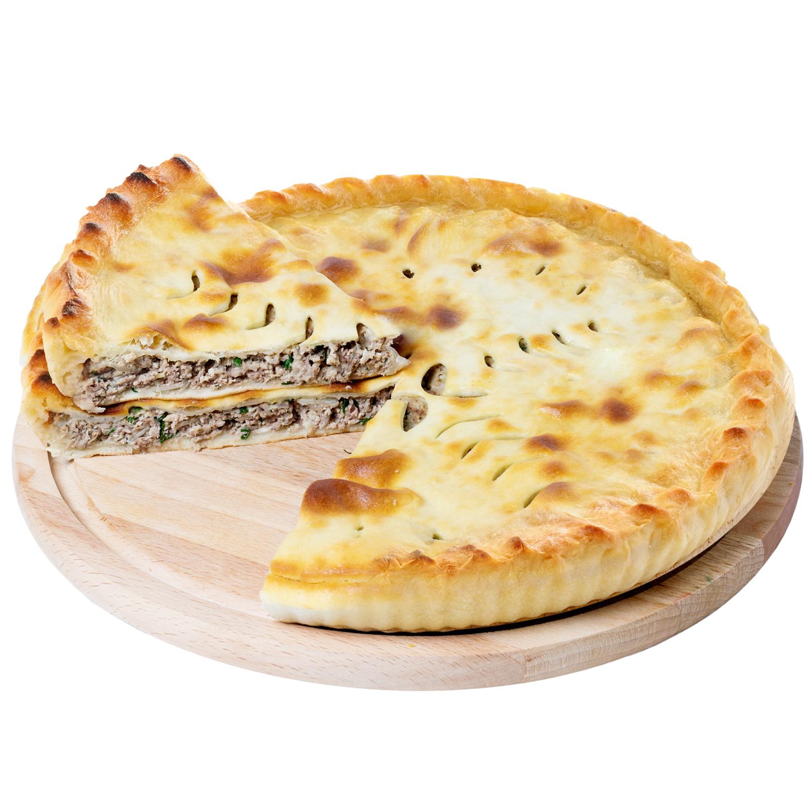 Пирог Благородный с мясом