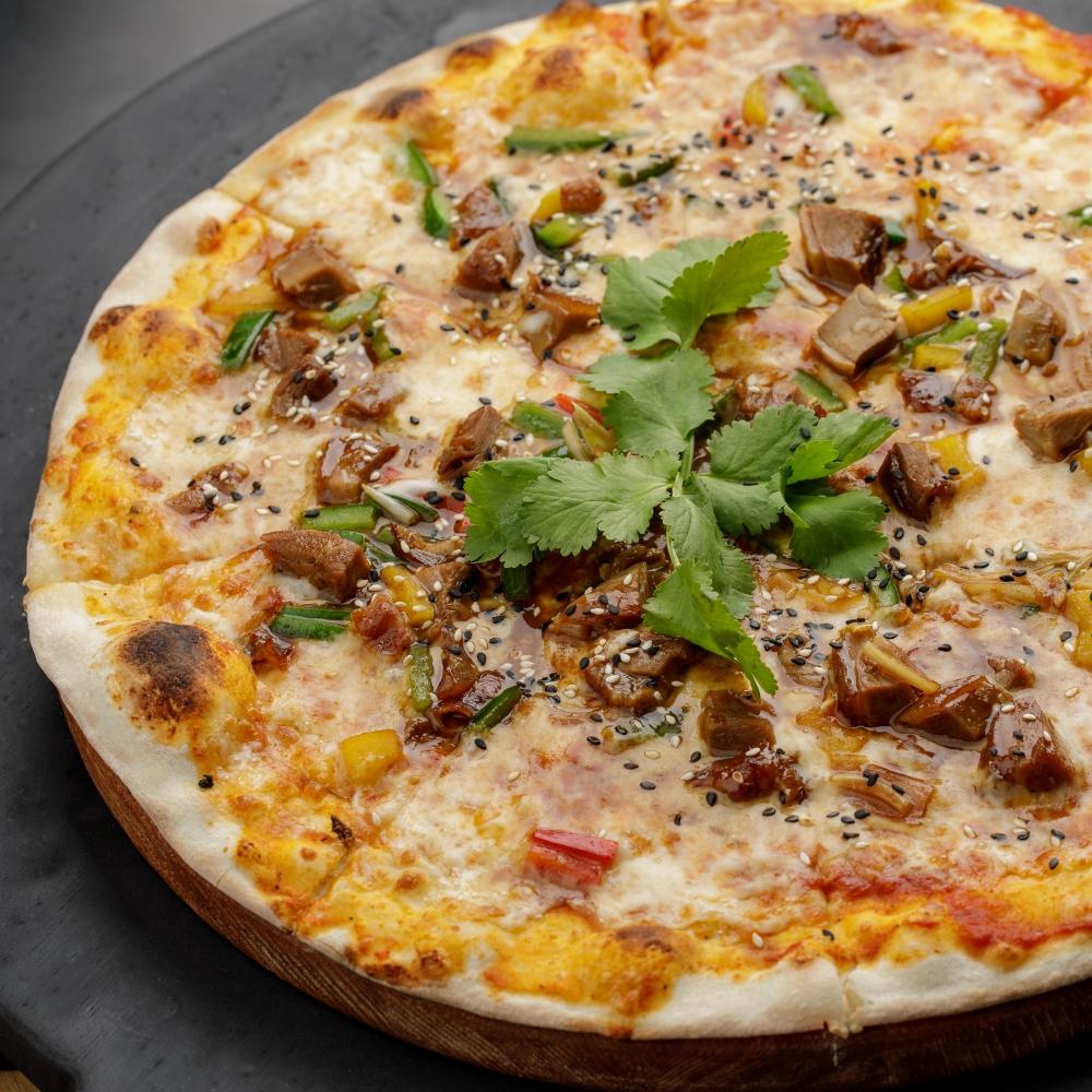 Пицца Утка по-пекински