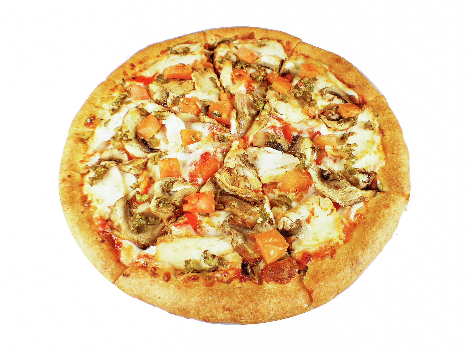 Мексиканская пицца