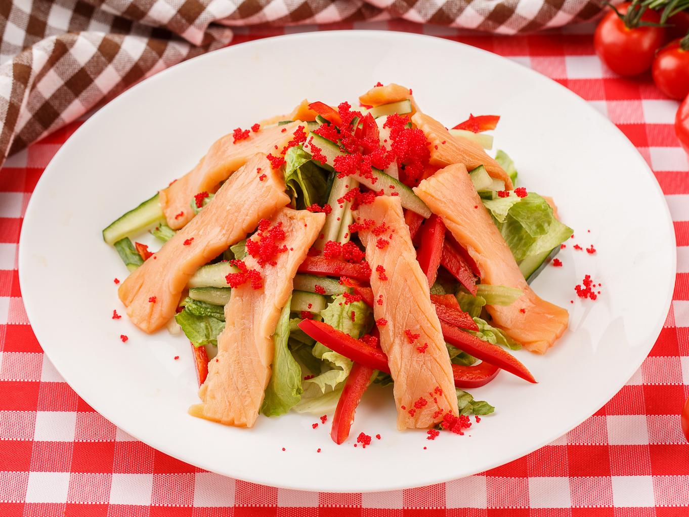 Салат Вкусное угощение