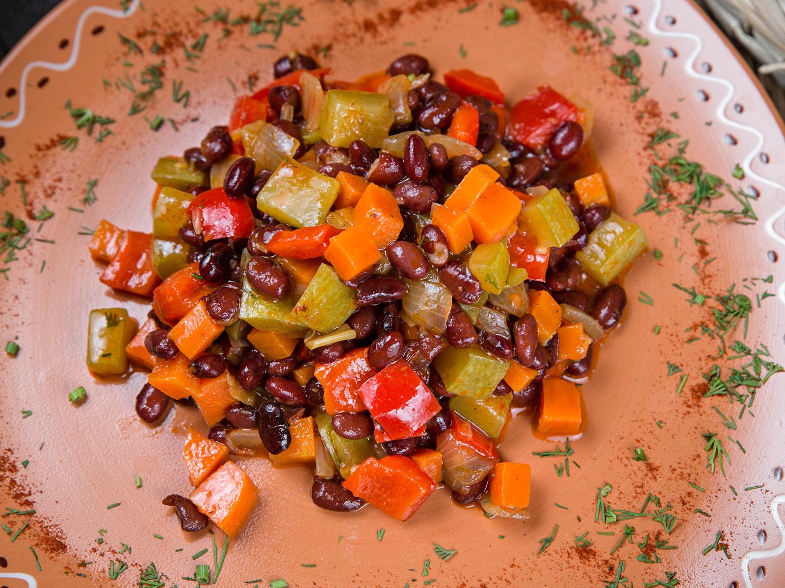 Порубайка из овощей