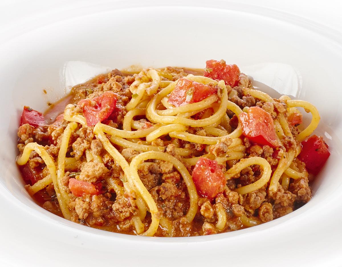 Спагетти с соусом Болоньез