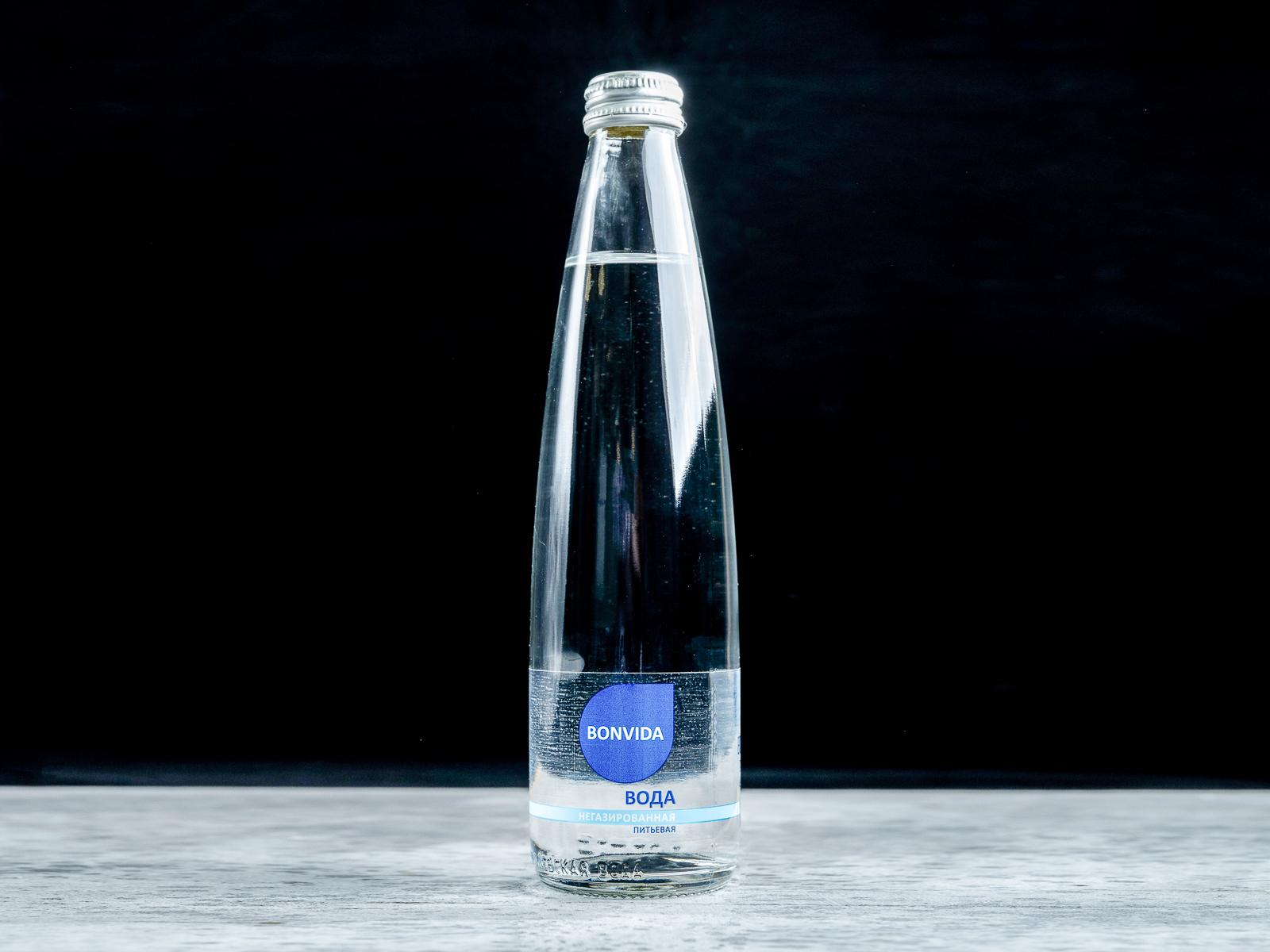 Вода негазированная Bonvida