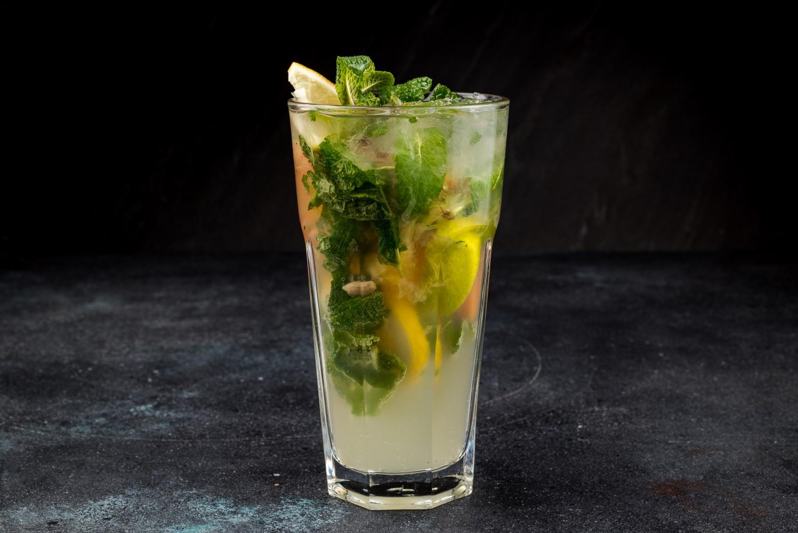 лимонад Цитрус-Мята