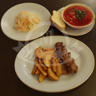 Обед №5