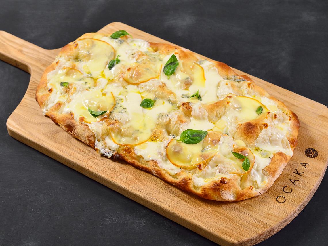 Пицца Кваттро формаджио