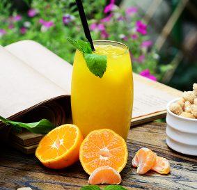 Лимонад мандариновый
