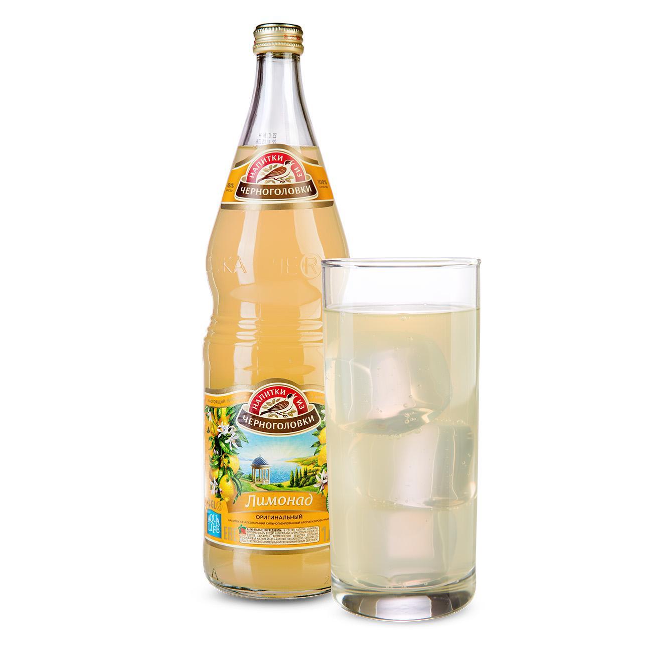 Напиток Лимонад
