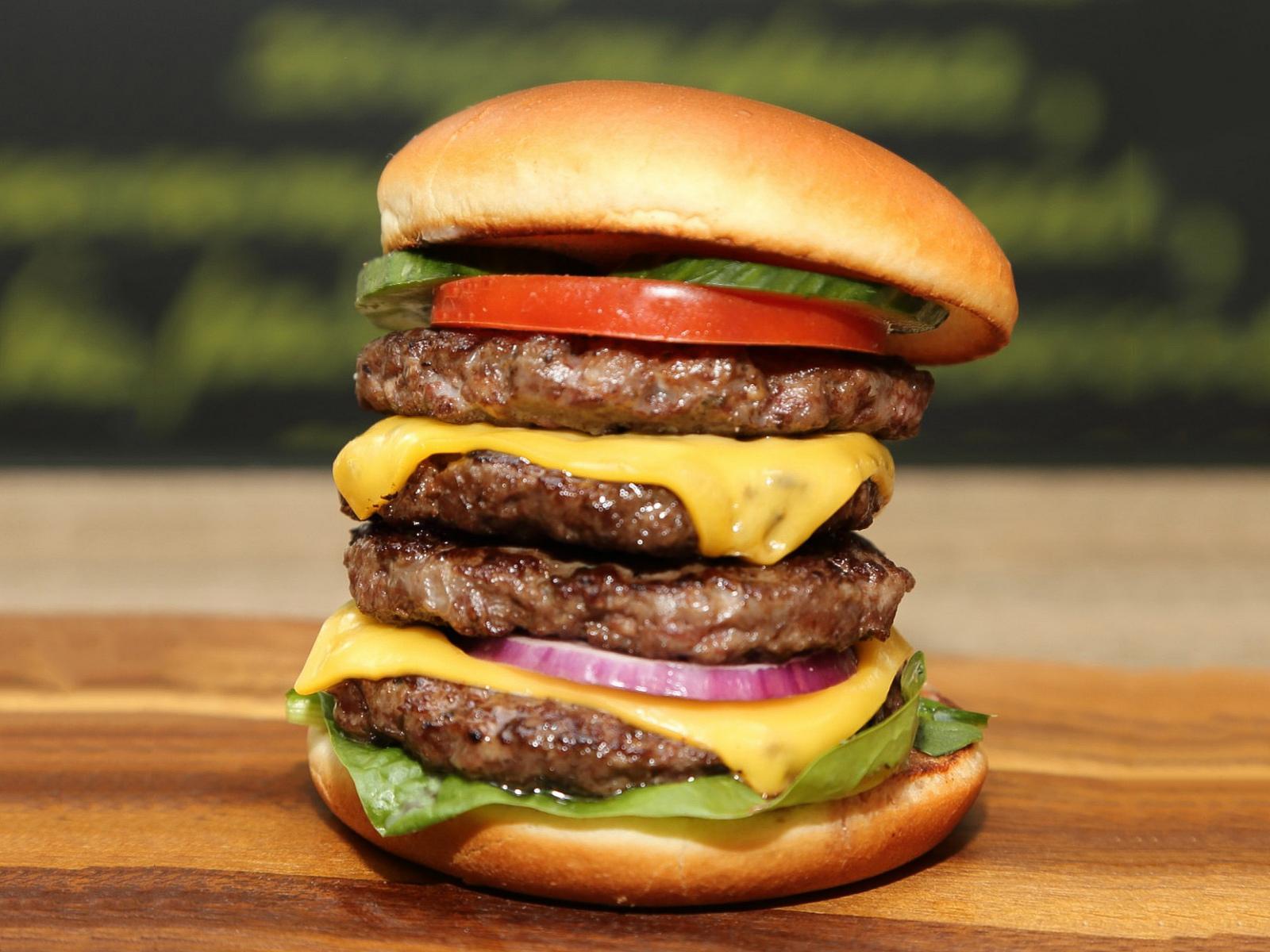 Чизбургер Тайгер