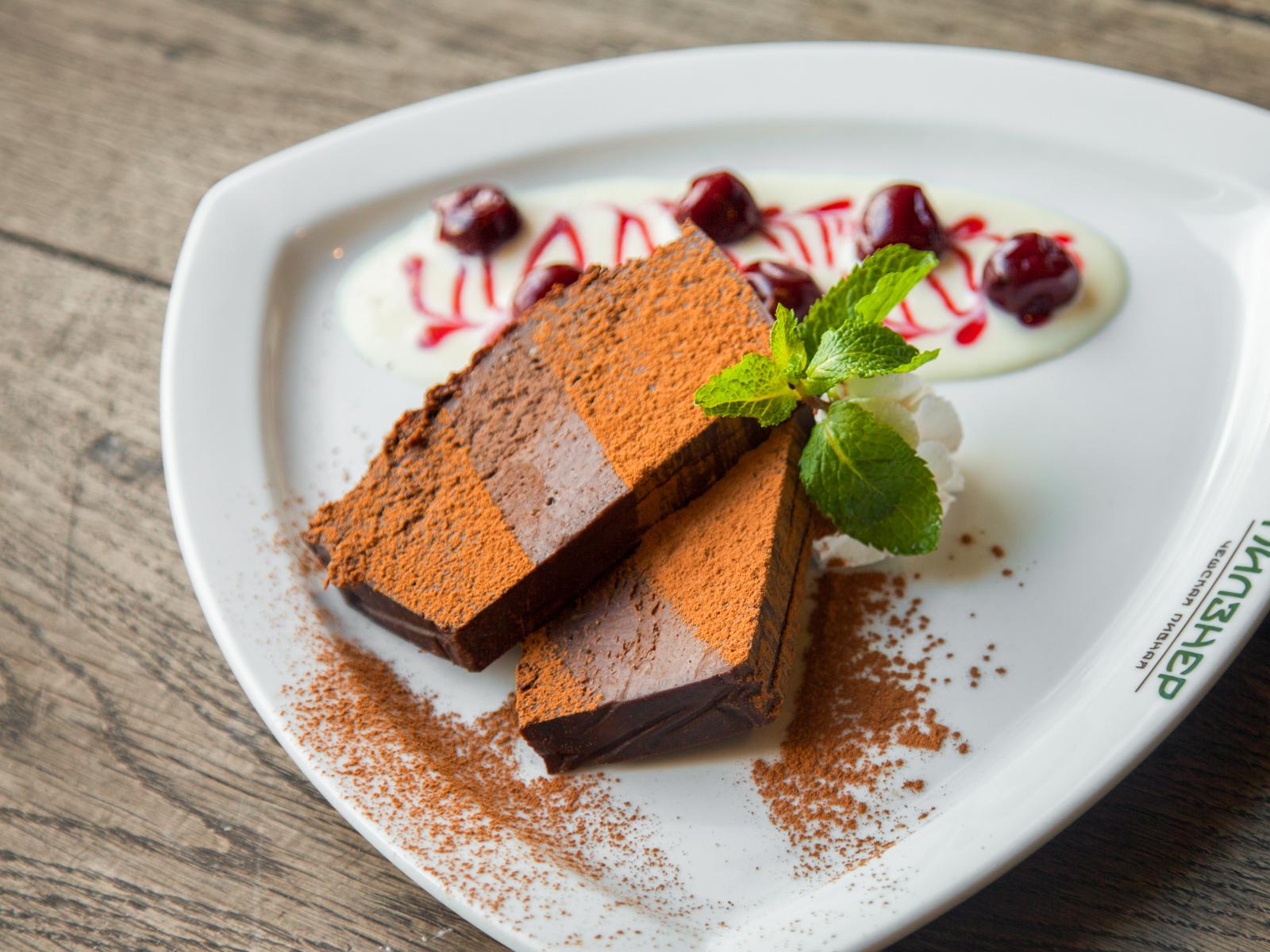 Шоколадный терин