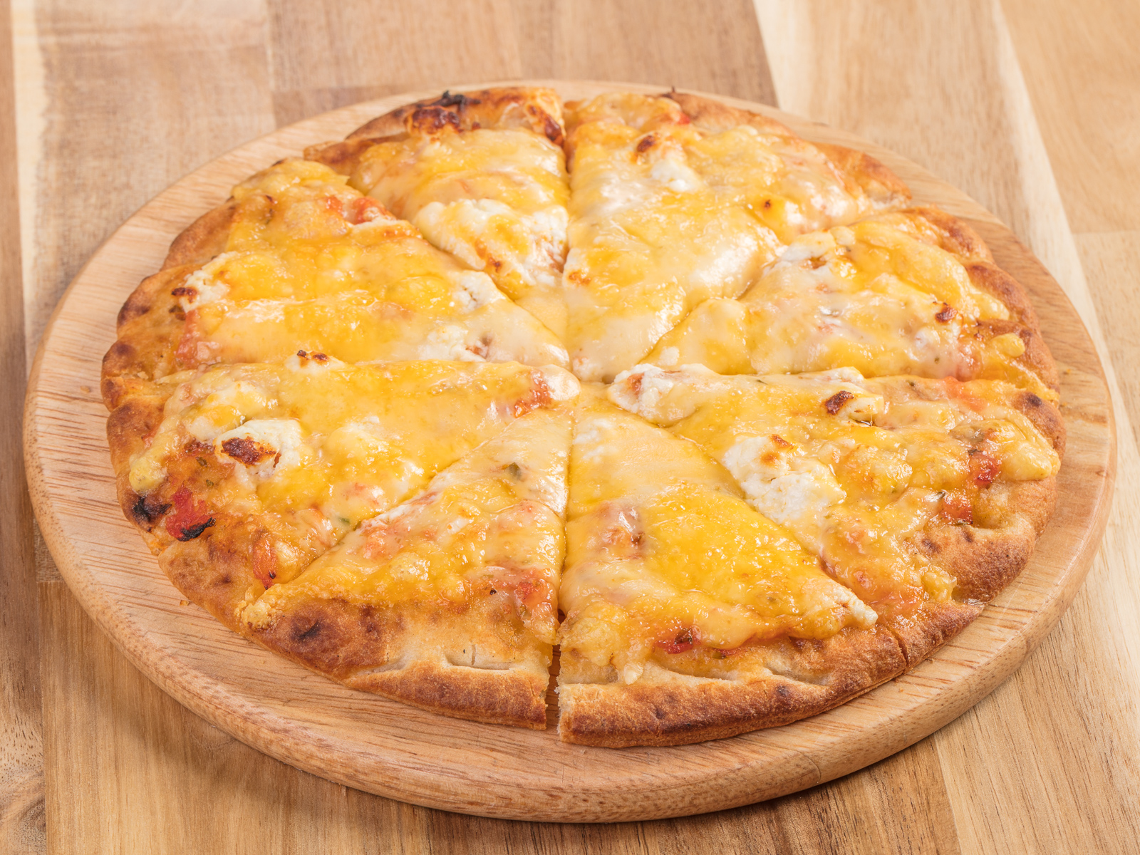Пицца-пита Четыре сыра