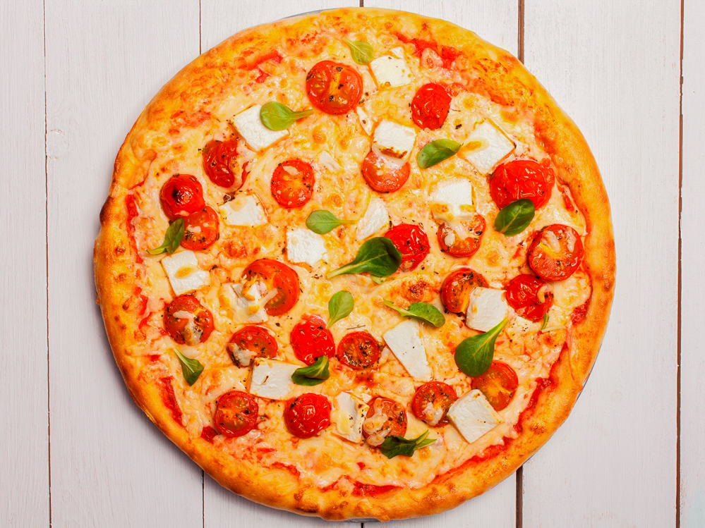 Пицца Капрезе