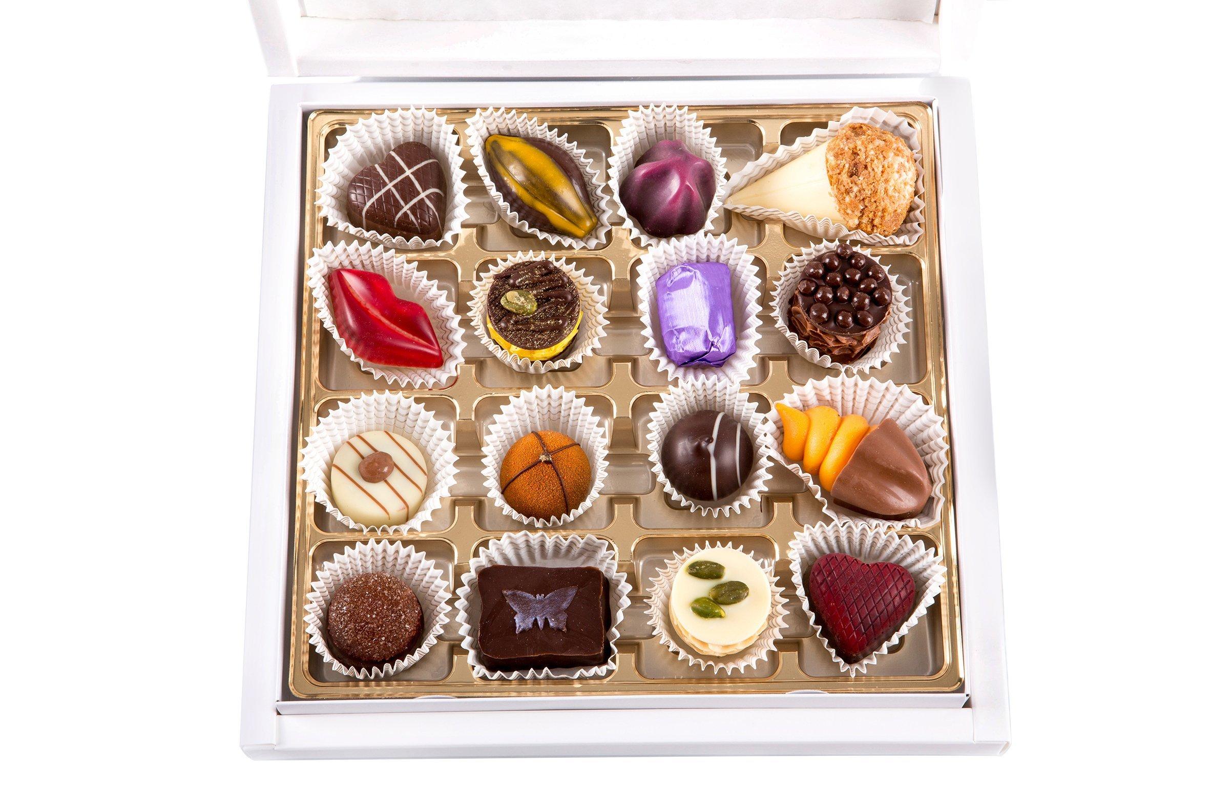 Шоколадный набор Улыбнись