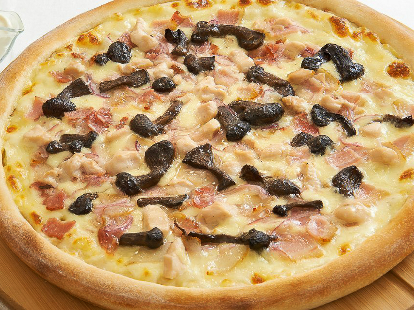 Пицца Домашняя