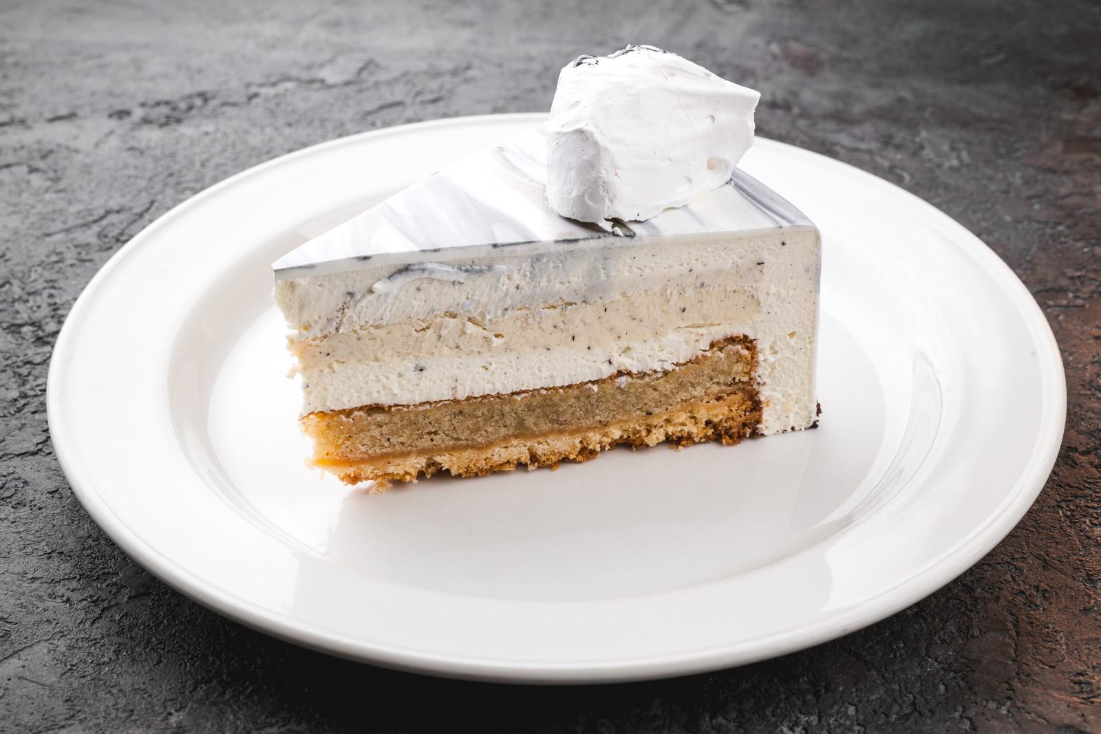 Торт Ванильный пломбир