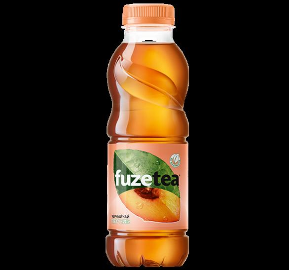 Чай Fuzetea персик