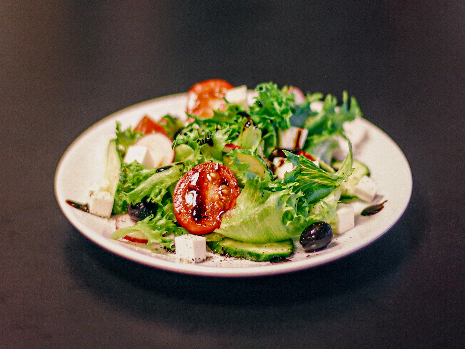 Овощной салат Микс