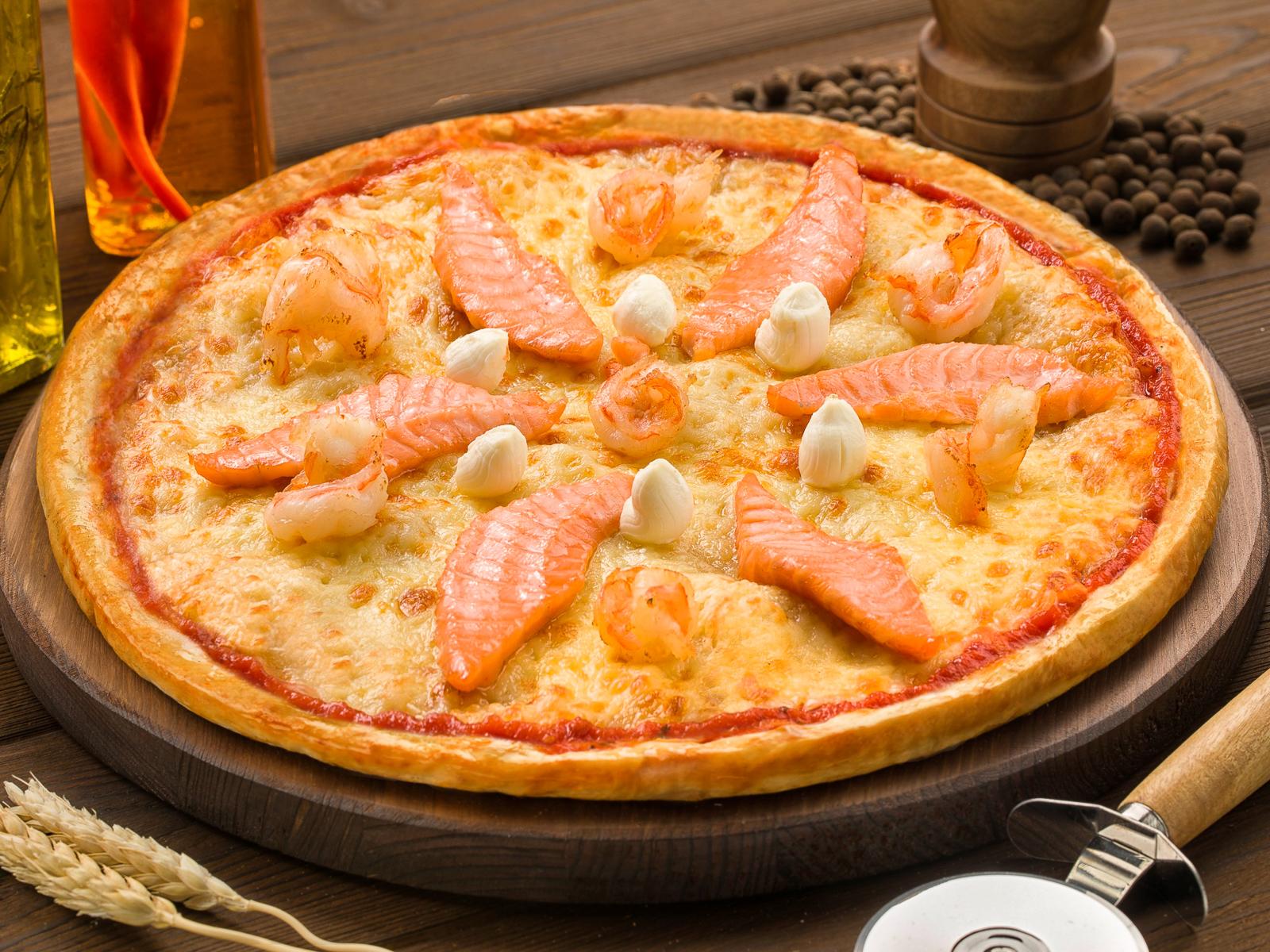 Пицца Балтийская