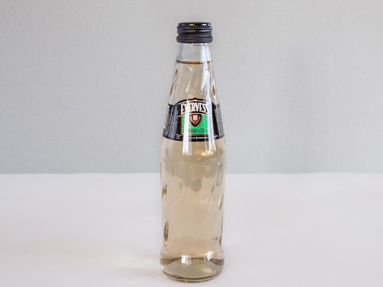 Газированный напиток Имбирный эль