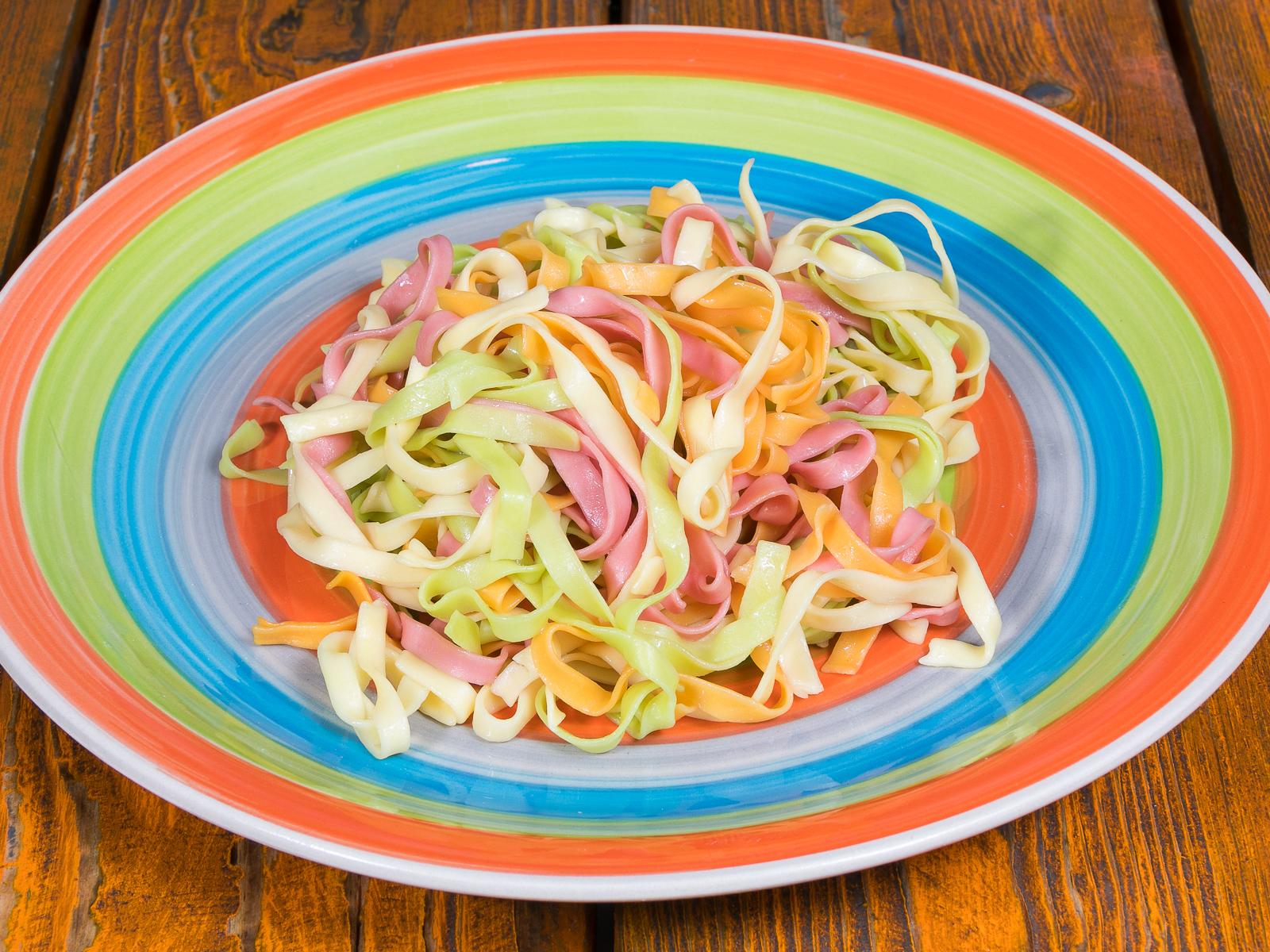 Лапша Вегетарианская с овощами