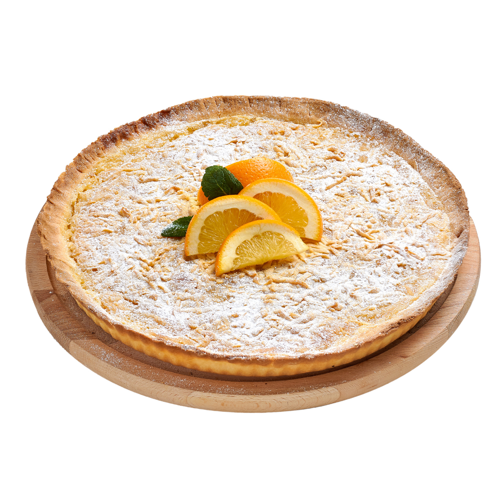 Апельсиновый пирог Дольче Аранча
