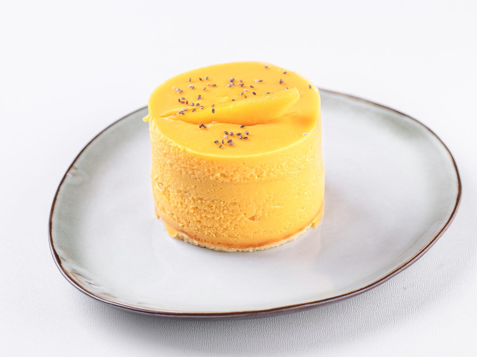 Суфле манго