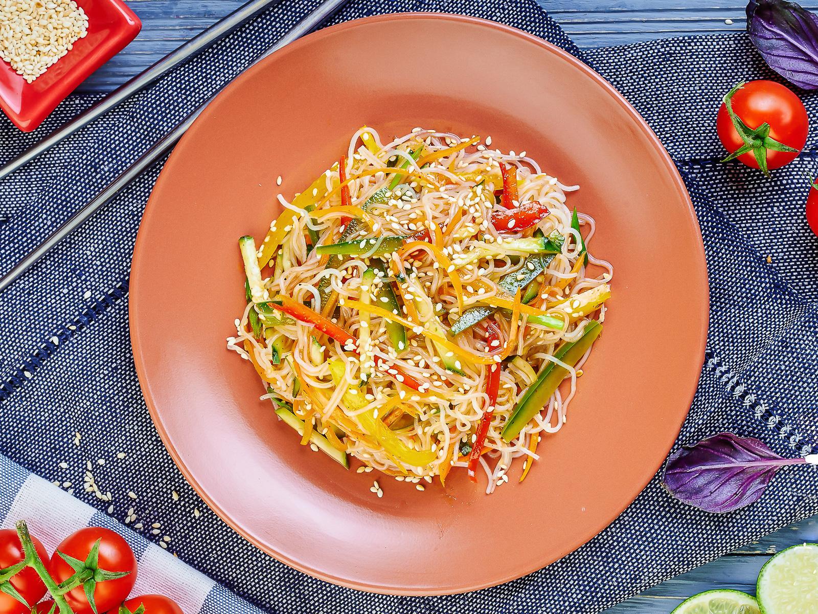 Фунчоза вегетарианская