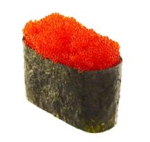 Суши с тобико