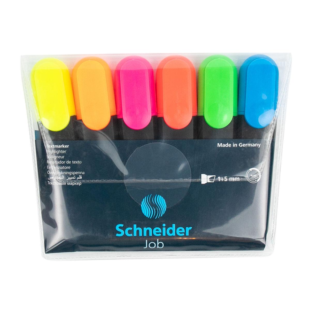Schneider Job маркеры