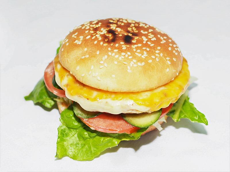 Детский чизбургер Небо