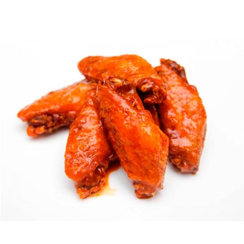 Куриные крылья в соусе \