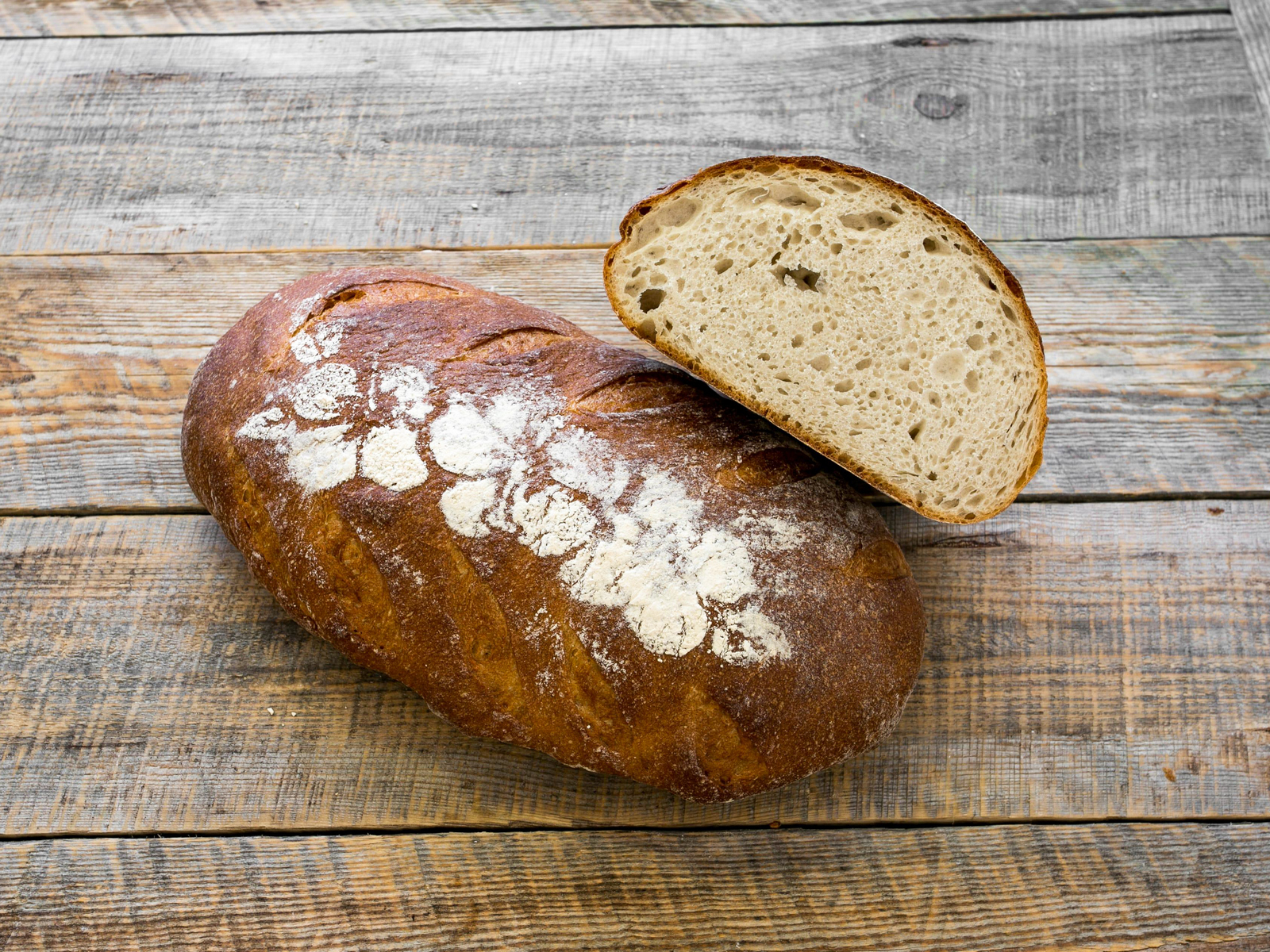 Хлеб Ремесленный светлый