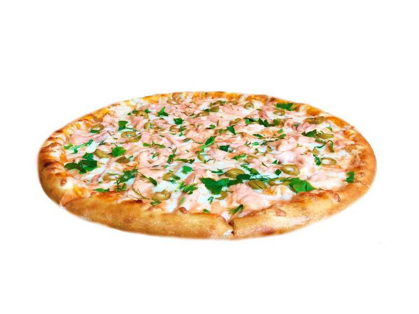 Пицца Pesce Fresco