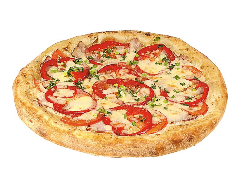 Пицца на толстом тесте Фирменная