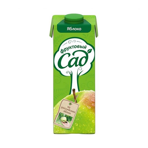 Сок Фруктовый сад яблоко