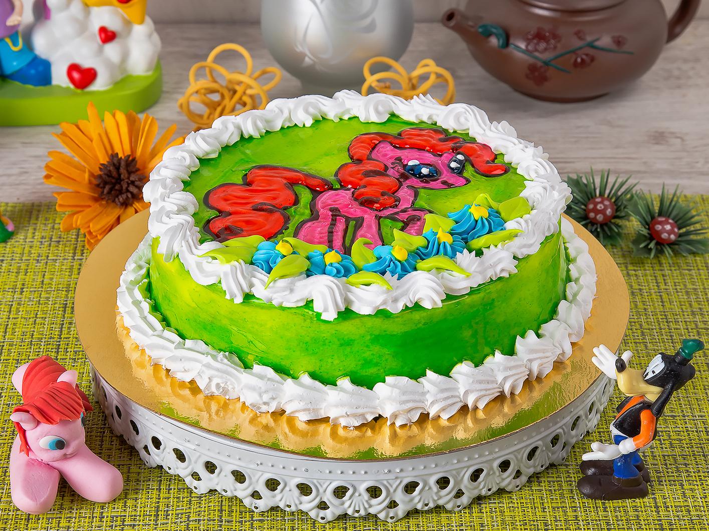Торт Литл Пони