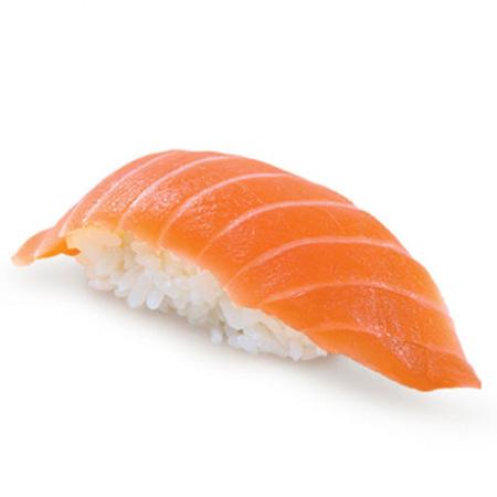 с лососем